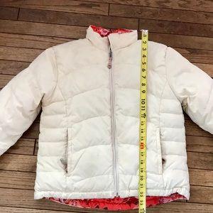L.L. Bean Jackets & Coats - LL Bean Reversible Goose Down Puffer Coat